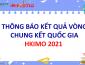 Thông báo về việc điều chỉnh khung kế hoạch thời gian năm học 2020-2021